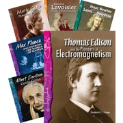 Teacher Created Materials Biographies, Physical Science 8-Book Set (22812)