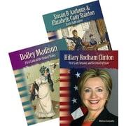 Teacher Created Materials Biographies, Women in U.S. History 3-Book Set (22813)