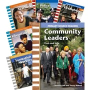 Teacher Created Materials Community Past and Present, Set 2, 8-Book Set (22819)
