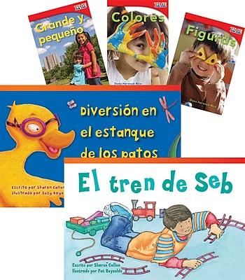 Teacher Created Materials Conceptos básicos (Basic Concepts) 6-Book Set (22820)