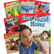 Teacher Created Materials Essential Physical Science Concepts 15-Book Set (22833)