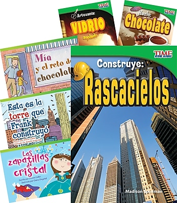 Teacher Created Materials Tengo curiosidad sobre (I'm Curious About) 6-Book Set (22875)