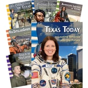 Teacher Created Materials The State of Texas, 8-Book Set (22876)