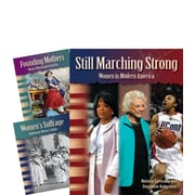 Teacher Created Materials Women in U.S. History, 3-Book Set (22879)