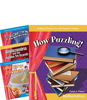 Teacher Created Materials Math and Science, Grades 5-6 - 4 Titles (22880)