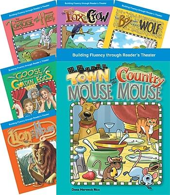 Teacher Created Materials Children's Fables, 6-Book Set (23255)