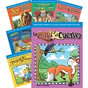 Teacher Created Materials Children's Fables 6-Book Spanish Set (23256)