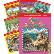 Teacher Created Materials Children's Folk Tales and Fairy Tales, 6-Book Set (23257)