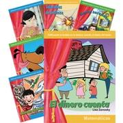 Teacher Created Materials Content Area, Grade 1-2, 6-Book Spanish Set (23262)