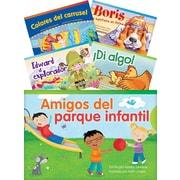 Teacher Created Materials Literary Text, Grade 1 Readers Spanish Set 2, 10-Book Set (23269)