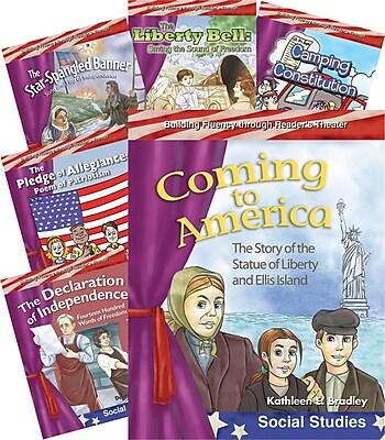 Teacher Created Materials My America 6-Book Set (23273)