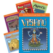 Teacher Created Materials Stories of Africa and Asia - 5 Titles (23276)