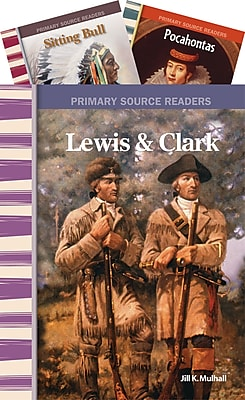 Teacher Created Materials Native American Colonial Pioneers 3-Book Set (23440)