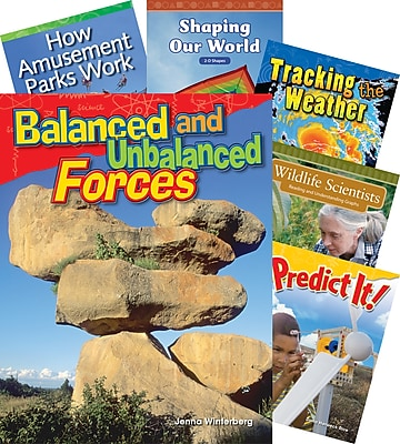 Teacher Created Materials STEM, Grade 3, 10-Book Set (23444)