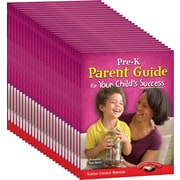 Teacher Created Materials Pre-K Parent Guide for Your Child's Success 25-Book Set (24683)
