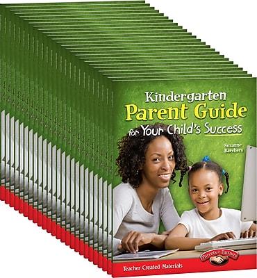 Teacher Created Materials Kindergarten Parent Guide for Your Child's Success 25-Book Set (24684)