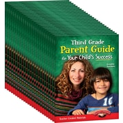 Teacher Created Materials Third, Grade Parent Guide for Your Child's Success 25-Book Set (24687)