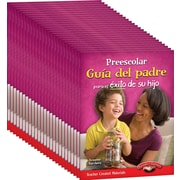 Teacher Created Materials Pre-K Spanish Parent Guide for Your Child's Success 25-Book Set (24693)