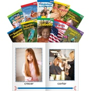 Teacher Created Materials TIME For Kids Informational Text, Grade K Readers Set 1, 10-Book Spanish Set (25871)