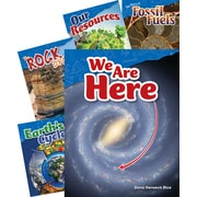 Teacher Created Materials Earth and Space Science, Grade 4, 5-Book Set (25908)