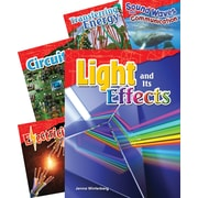 Teacher Created Materials Physical Science, Grade 4, 5-Book Set (25914)