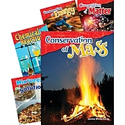 Teacher Created Materials Physical Science, Grade 5, 5-Book Set (25915)