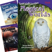 Teacher Created Materials TIME®, Real World of Literature, 3-Book Set (25917)