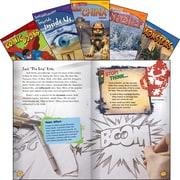 Teacher Created Materials TIME Informational Text, Grade 6 Set 2, 5-Book Set (25926)