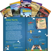 Teacher Created Materials TIME Informational Text, Grade 7 Set 3, 6-Book Set (27646)