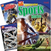 Teacher Created Materials TIME No Way! Amazing Activities, 3-Book Set (27647)