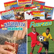 Teacher Created Materials Let's Explore Physical Science, Grades 2-3 Spanish, 10-Book Set (29607)