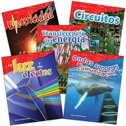 Teacher Created Materials Physical Science, Grade 4 Spanish, 5-Book Set (29618)