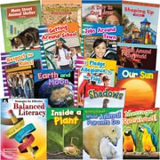 Teacher Created Materials, Grade 1 Balanced Literacy 76-Book Set (29737)