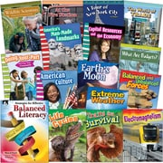 Teacher Created Materials, Grade 3 Balanced Literacy 76-Book Set (29739)