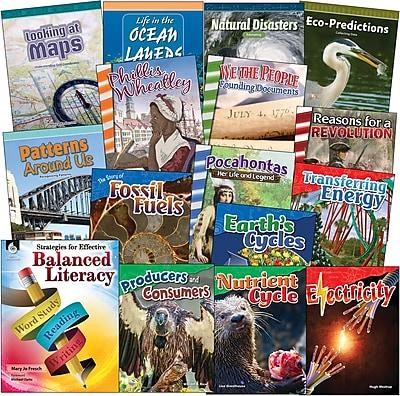 Teacher Created Materials, Grade 4 Balanced Literacy, 76-Book Set (29740)