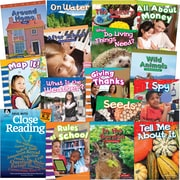 Teacher Created Materials Kindergarten Dive into Close Reading 76-Book Set (29743)