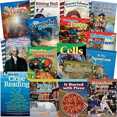 Teacher Created Materials, Grade 5 Dive into Close Reading 76-Book Set (29748)