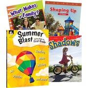 Teacher Created Materials Learn-at-Home First, Grade 4-Book Set (29750)
