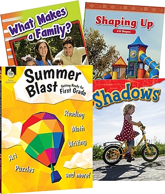 Teacher Created Materials Learn-at-Home First, Grade 4-Book Set (29750)