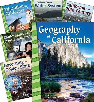 Teacher Created Materials The Golden State 6-Book Set (29905)