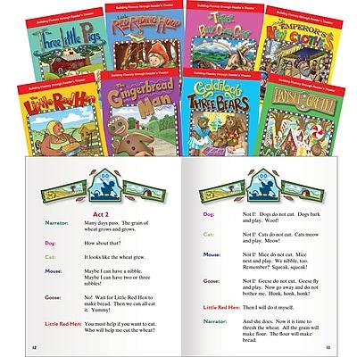 Teacher Created Materials Reader's Theater, Folk & Fairy Tales English Set (50876)