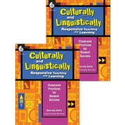 Teacher Created Materials Culturally and Linguistically Responsive Teaching and Learning, 2-Book Set (51543)