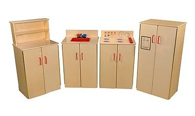 Wood Designs Set of (4) School Age Appliances (10040) 24279538