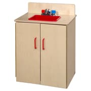 Wood Designs School Age Deluxe Sink (10240)