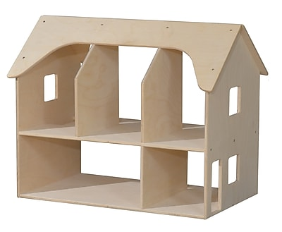 Wood Designs Double Sided Doll House (991034)