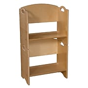 Contender™ Stackable Bookshelf - Assembled (C990649F)