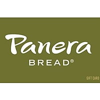 $50 Panera Bread Gift Card Email Delivery