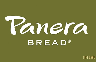 Panera Bread Gift Card $100 (Email Delivery)