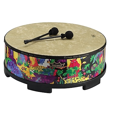 Remo Kids Percussion Gathering Drum, 7.5