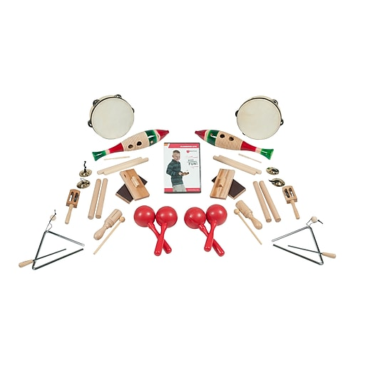 Westco Sound Exploration Rhythm Kit, 19 Player